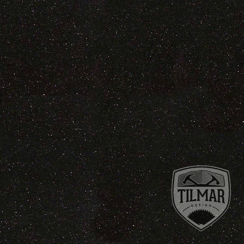 Black galaxy granite til mar design for Black galaxy granit
