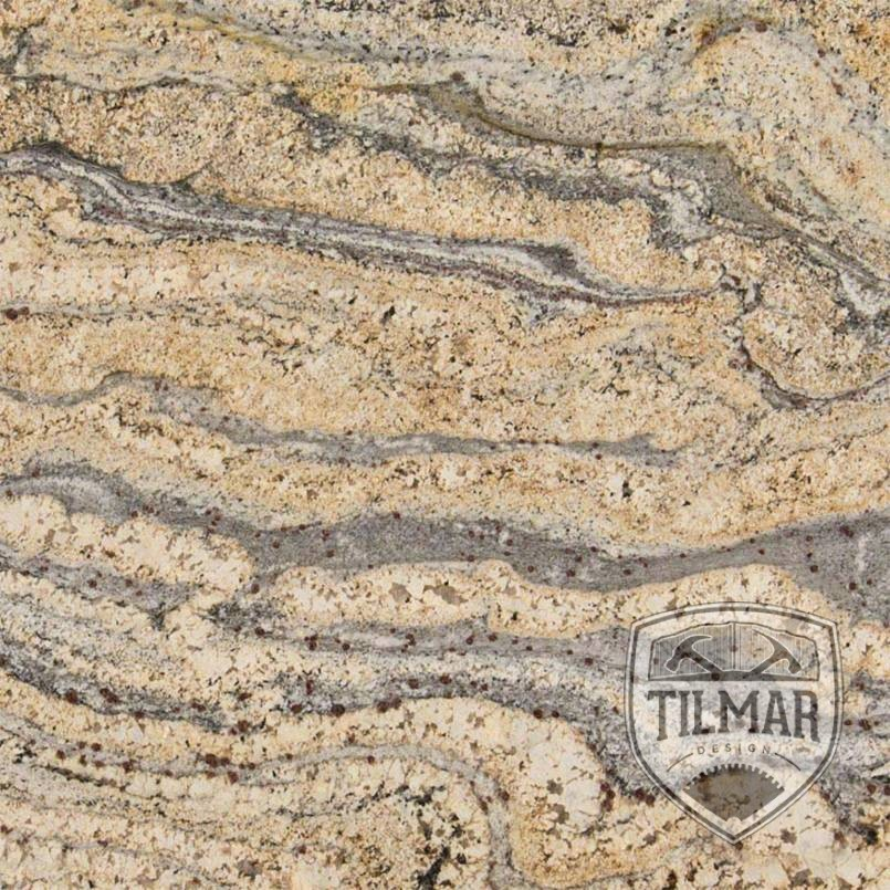 Golden Cascade Granite - Til Mar Design