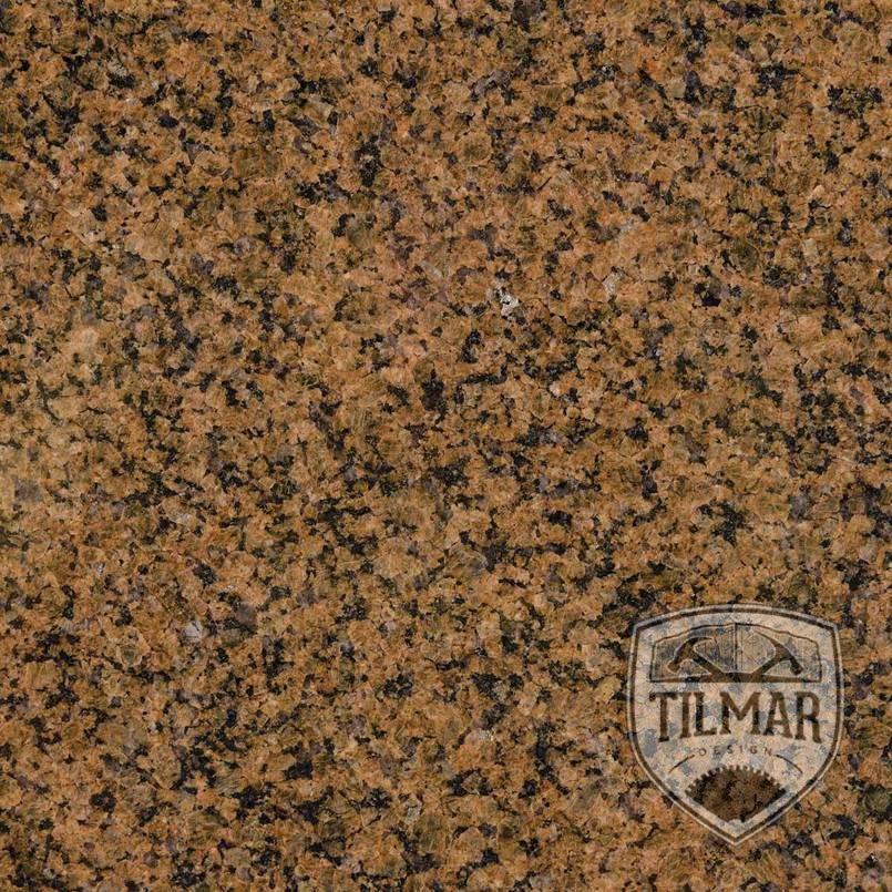 Tropic Brown Granite Til Mar Design